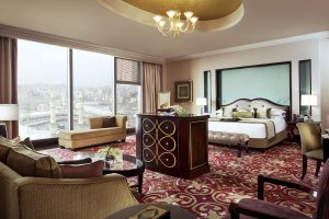 fairmont makkah hotel