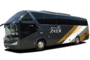 umrah transport bus