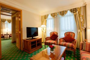 marriott madinah suite